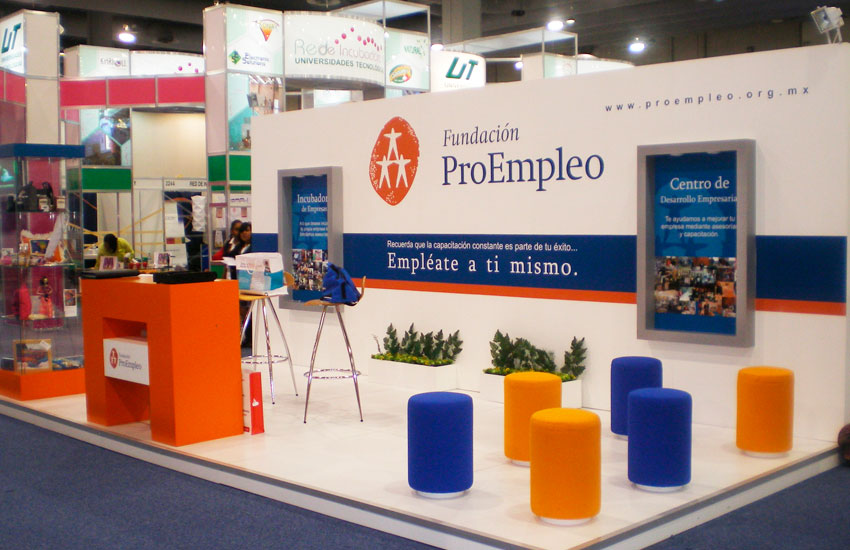 Stand Proyed Soluciones