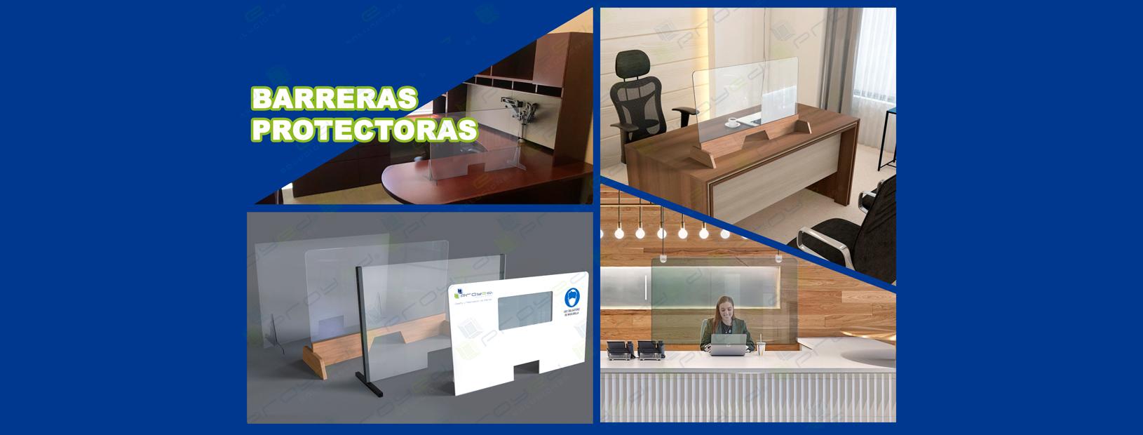 Barreras Protectoras COVID